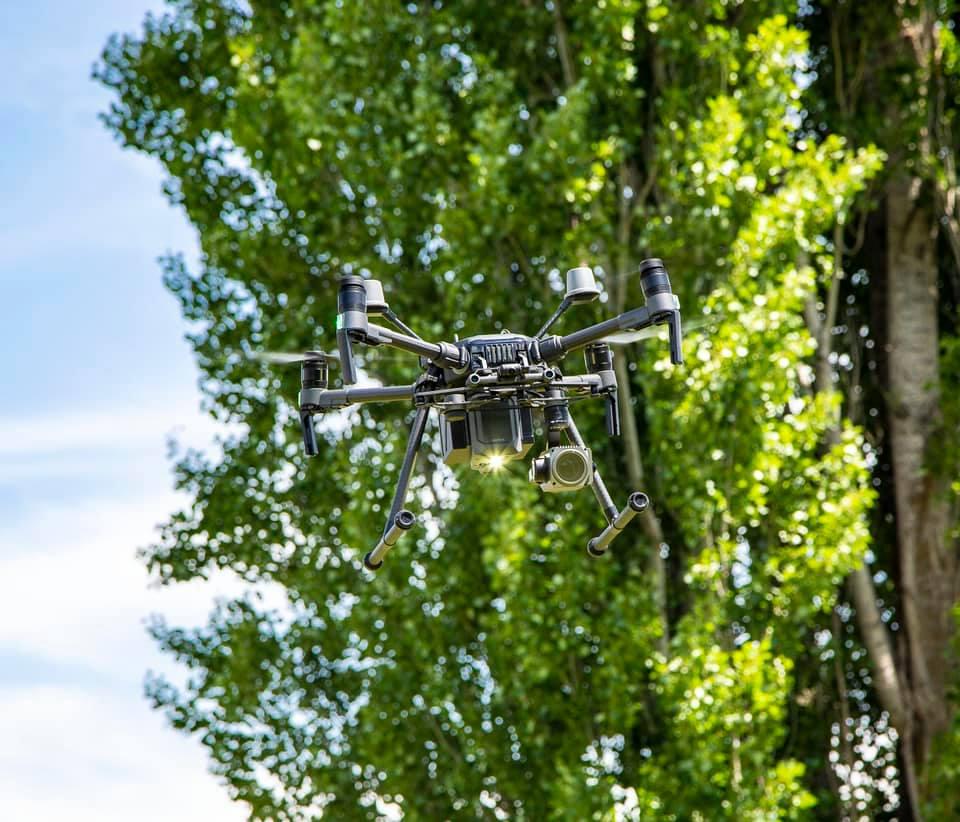 DJI Matrice 210 RTK Industrial Drone