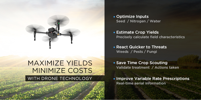 Smarter Farming Package Benefits