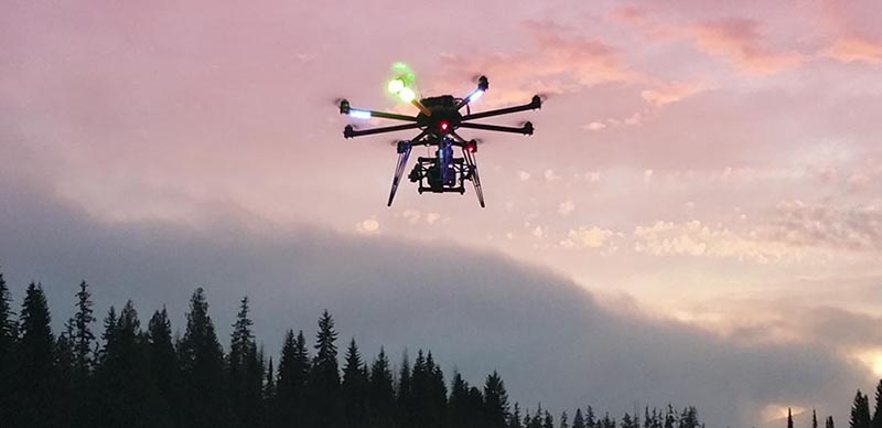 New research suggests the FAA exaggerates the threat that drones pose to planes