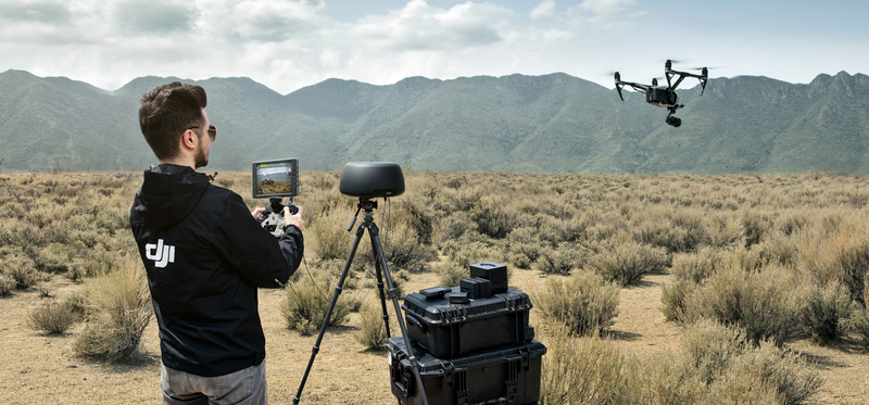 DJI Introduces New High-Performance Accessories and Service Plan To Help Professional Customers Get The Most From DJI Products