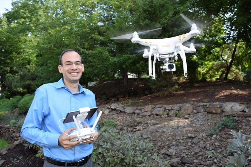 DJI brings on leading drone lawyer Brendan Schulman