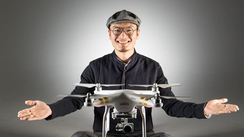 DJI first to 500 333 exemption airframes