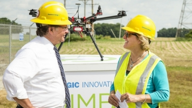 Consumers Energy Looks at Drones to Help Monitor Power Lines
