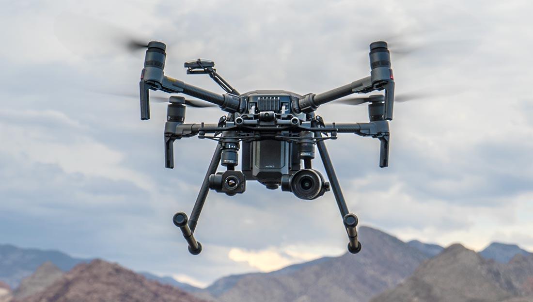 DJI Matrice 210 V2 Industrial Drone