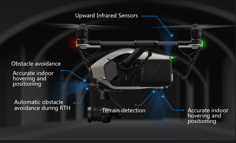 Buy DJI Inspire 2 Quadcopter