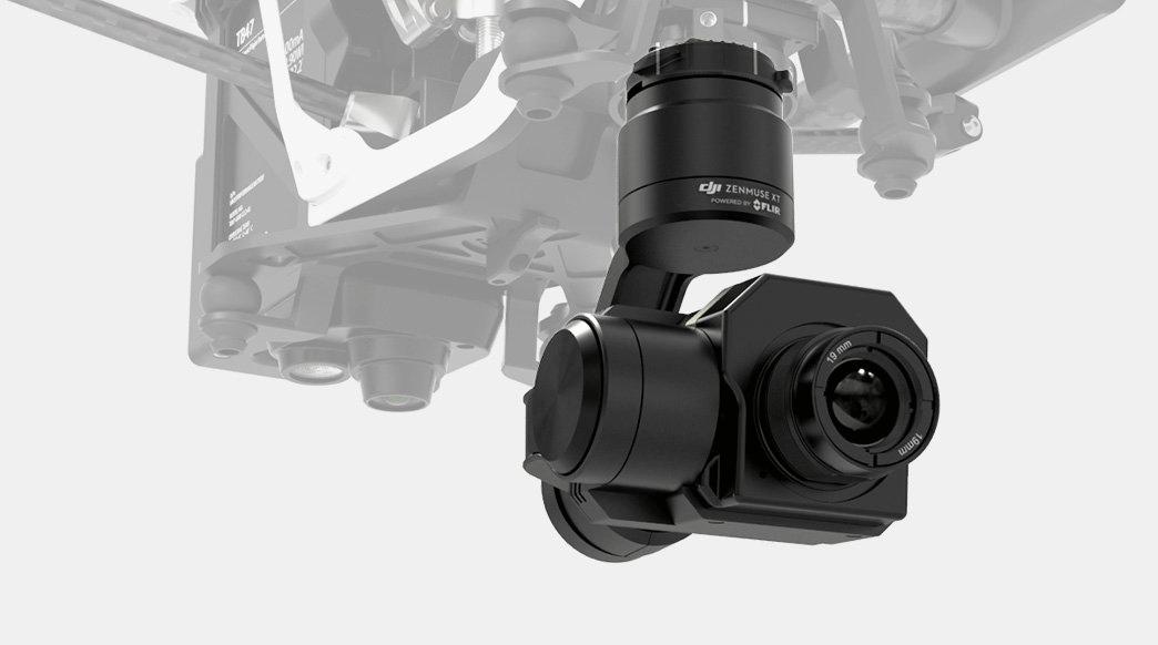 DJI Zenmuse XT FLIR 640x512 (30Hz) Thermal Drone Camera