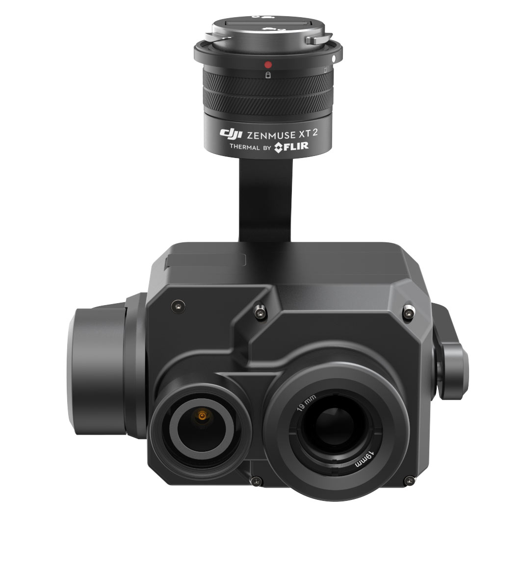 DJI Zenmuse XT2 FLIR Thermal Drone Camera