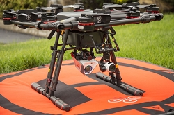 DJI Wind 8 Octocopter