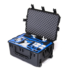 GPC DJI Phantom 4 RTK Carrying Case with Ground Station