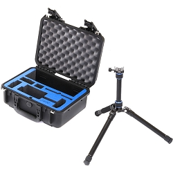 GoProfessional DJI RTK Ground Station Case With Tripod