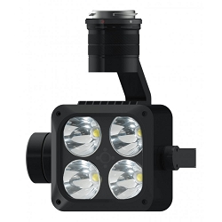 DJI Matrice 200 series UAV Spotlight