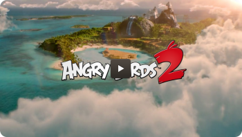 Angry Birds 2 â?? Bigger. Badder. Birdier. (Official Launch Trailer)