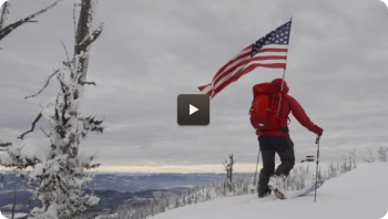Backcountry Digs: Montana Yurt Skiing