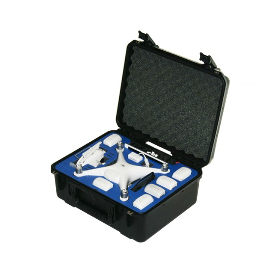 GPC DJI Phantom 4 Pro Compact Carrying Case