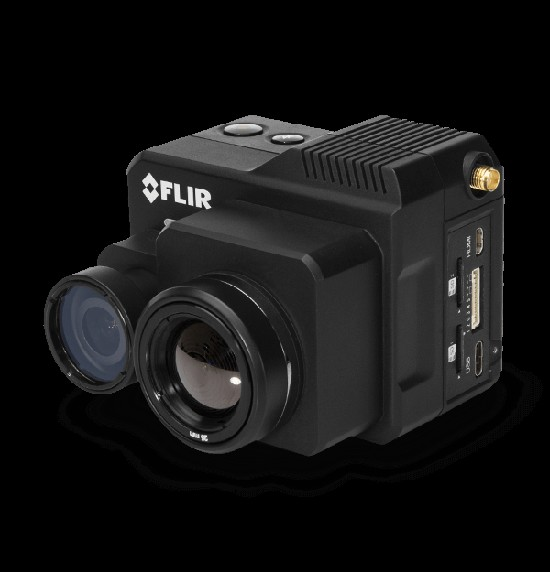 FLIR Duo Pro R Thermal Drone Camera 336x256