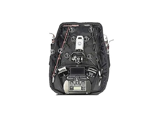 Intel Falcon 8+ Drone Backpack