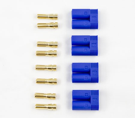 Female EC5 Connectors (4 count)
