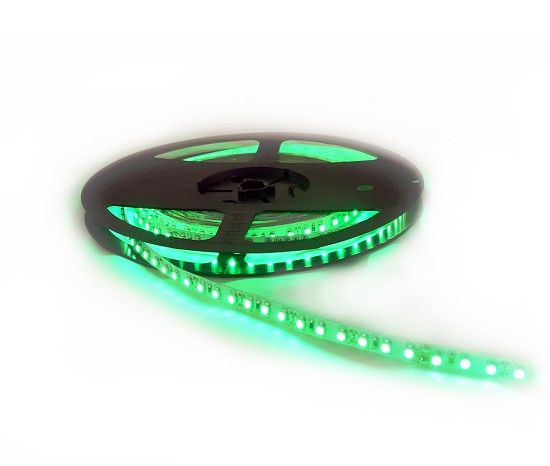 High Density LED Strip - Green