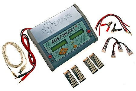 Hyperion EOS 0720i DUO3 Lipo Battery Charger