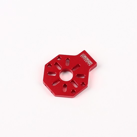 Mortor Mount Red