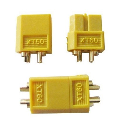 XT60 Connector (2 pairs)